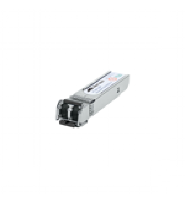 TRANSCEPTOR MINIGBIC SFP+ MULTIMODO 10G-SR, DISTANCIA 300 M CONECTOR LC