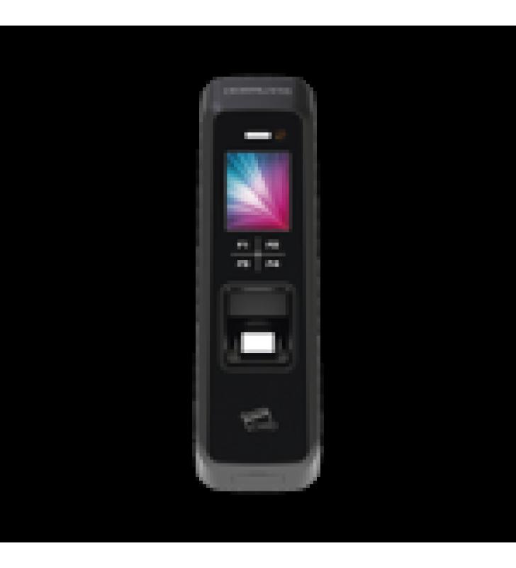 LECTOR DE HUELLA CON LCD/ 4 BOTONES DE FUNCION / LECTOR  MIFARE 13.56 MHZ Y BLUETOOTH