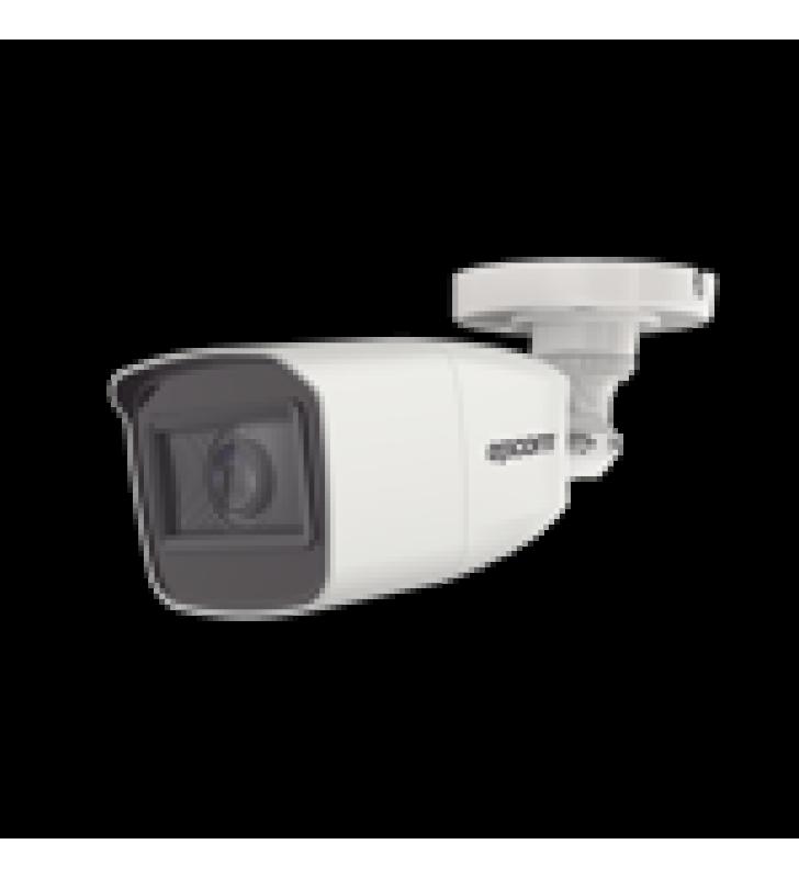 BALA TURBOHD 1080P / LENTE MOT. 2.7 MM A 13.5 MM / 70 MTS IR EXIR / EXTERIOR IP66 / ULTRA BAJA ILUMINACION / METAL / 4 TECNOLOGIAS