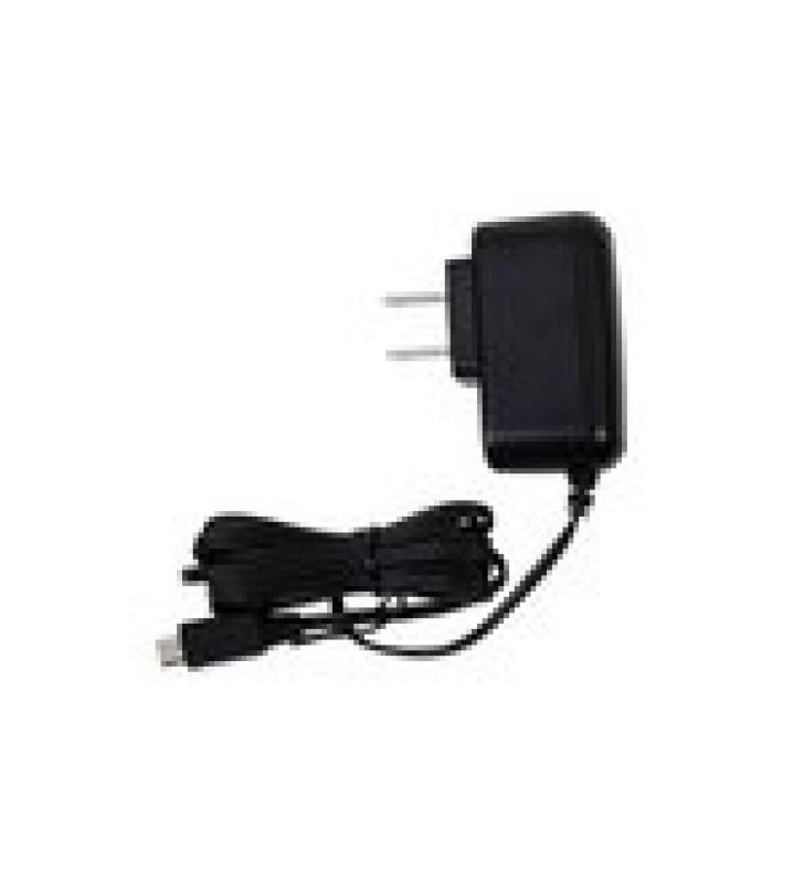 CARGADOR DE PARED 5V/1A CON CONECTOR MICRO USB PARA RADIOS ICM25