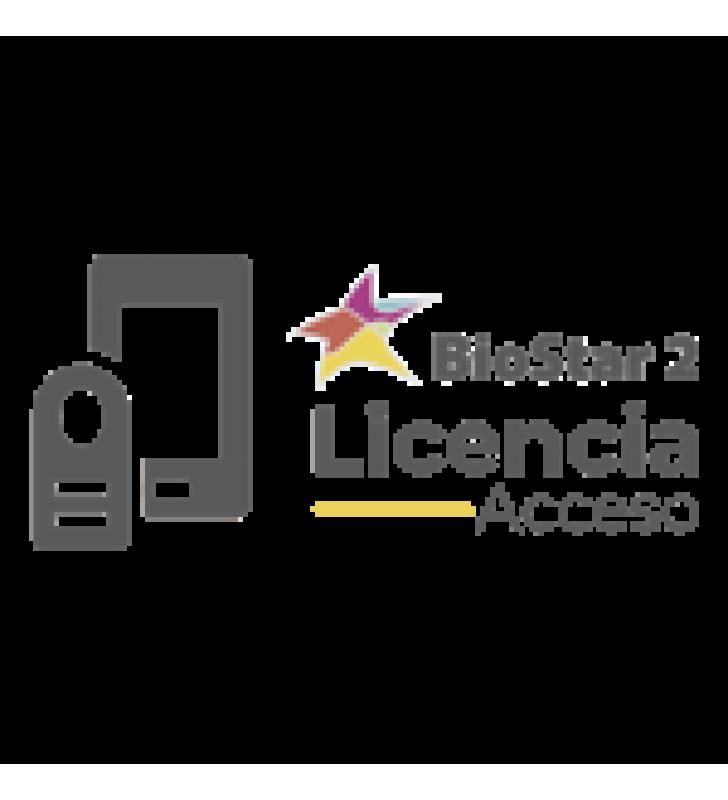 ACTUALIZACION DE LICENCIA DE ACCESO BIOSTAR2 BASIC- ADVANCED