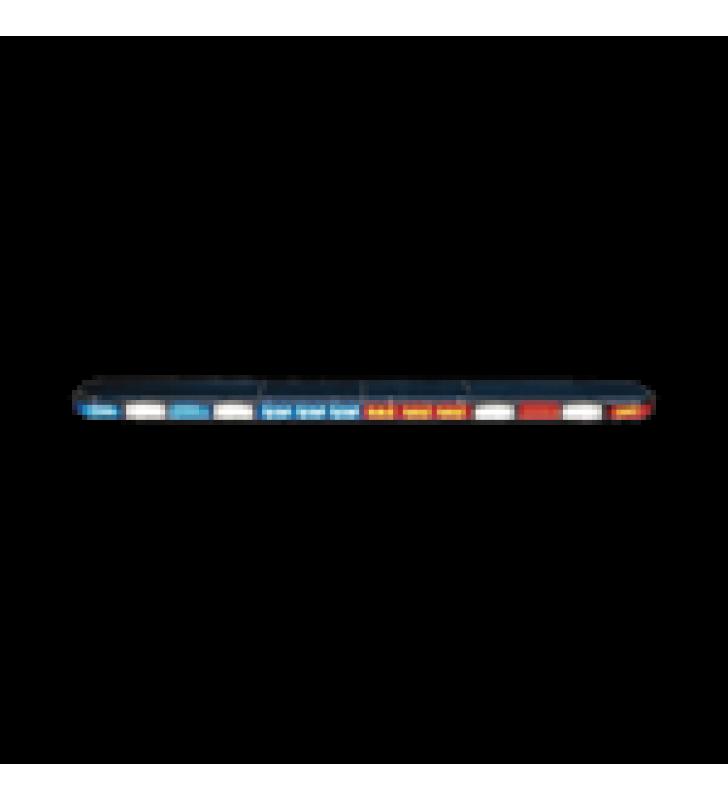 BARRA DE LUCES SERIE 21 COLOR ROJO CLARO DE 58 42 LED