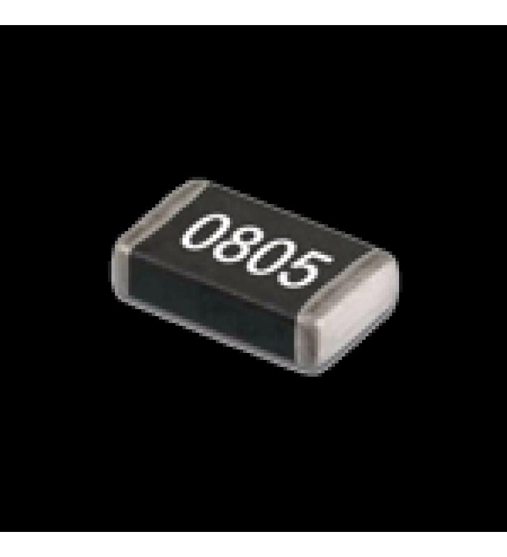 CAPACITOR CERAMICO FIJO DE 0.1UF 100V SMD TIPO 805 PARA RAMSEY COM3010