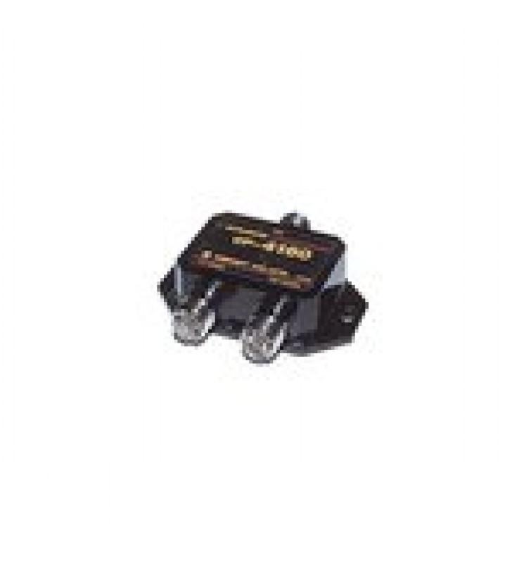 DUPLEXER COMMET VHF / UHF, CON CONECTORES UHF HEMBRA (SO-239).
