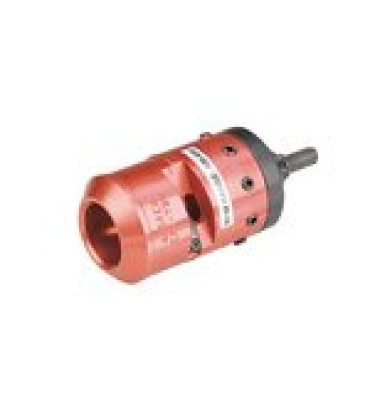 HERRAMIENTA AUTOMATIZADA PARA PREPARAR CABLE LDF-250 CON CONECTORES TIPO N