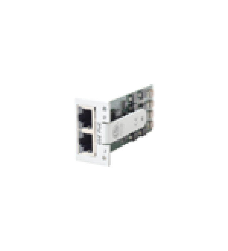 MODULO PROTECTOR POE INDIVIDUAL ETHERNET 10/100/1000 MBPS PARA CHASSIS TCPXH PARA RACK 19
