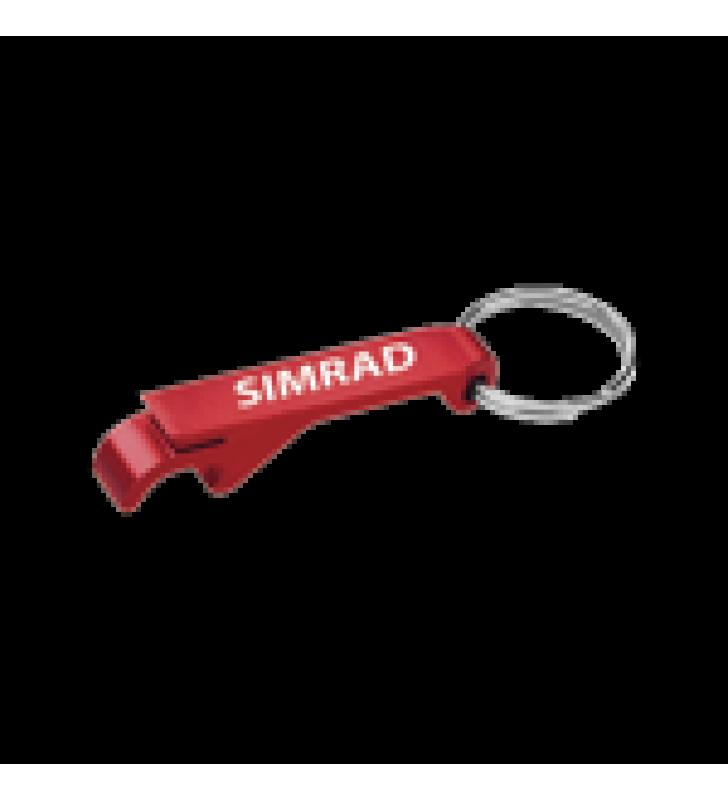 DESTAPADOR DE ALUMINIO CON LOGO SIMRAD