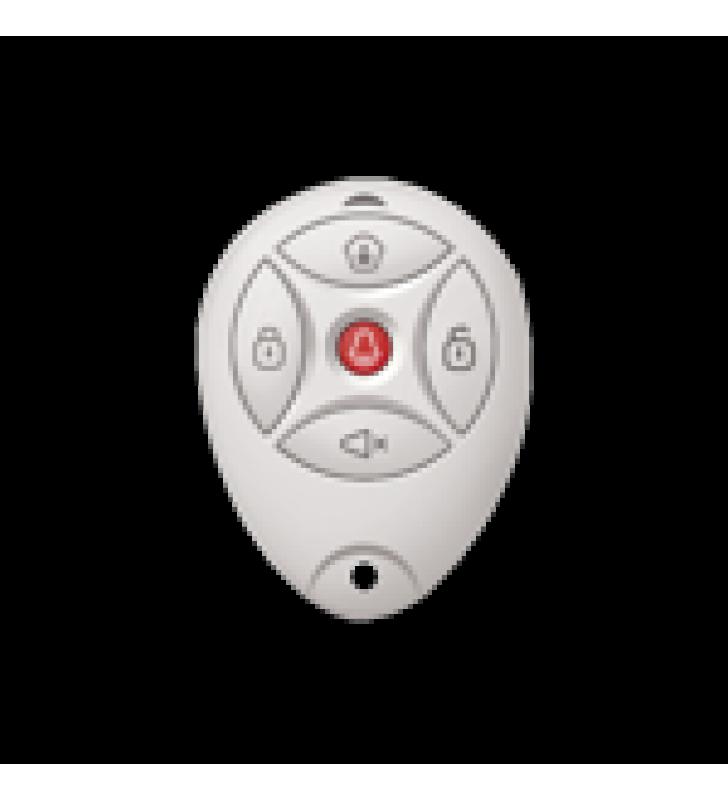 (AX HUB) CONTROL REMOTO TIPO LLAVERO CON 5 BOTONES Y LED INDICADOR