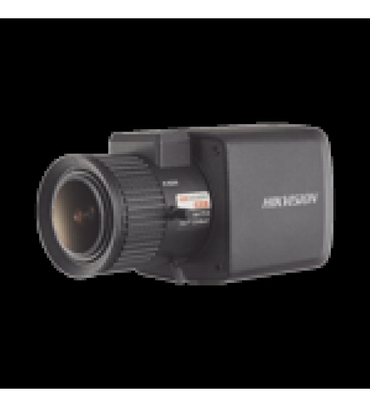 CAMARA TIPO BOX (PROFESIONAL) TURBOHD 1080P / DISENO COMPACTO / ULTRA BAJA ILUMINACION / WDR REAL 120 DB / 4 TECNOLOGIAS (TVI / AHD / CVI / CVBS) / 12 VCD