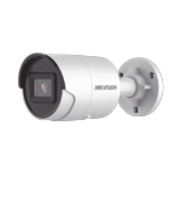 BALA IP 8 MEGAPIXEL (4K)/ LENTE 2.8 MM / 40 MTS IR EXIR / IP67 / WDR 120 DB / POE / MICROFONO INTEGRADO / VIDEOANALITICOS (FILTRO DE FALSAS ALARMAS) / ULTRA BAJA ILUMINACION