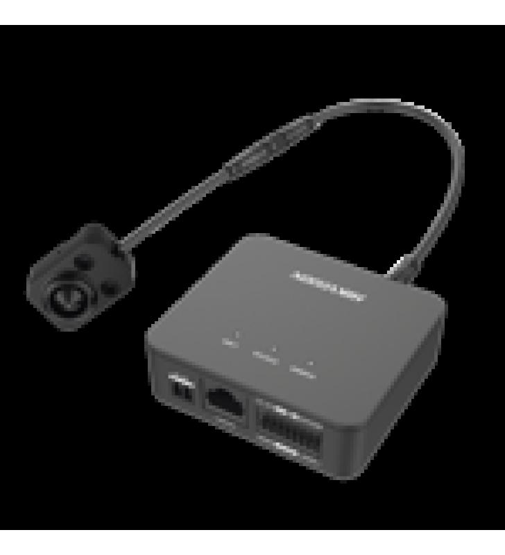 PINHOLE IP 2 MEGAPIXEL / LENTE 3.7 MM / 2 MTS CABLE / POE / IDEAL PARA CAJEROS AUTOMATICOS (ATM) / WDR / MICRO SD / CAMARA TIPO BLOCK