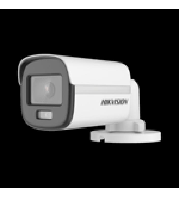 BALA TURBOHD 1080P / IMAGEN A COLOR 24/7 / LENTE 2.8 MM / METAL / LUZ BLANCA 20 MTS / EXTERIOR IP67 / TVI-AHD-CVI-CVBS / DWDR