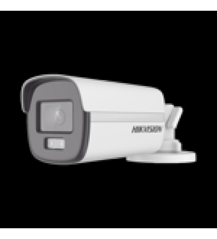BALA TURBOHD 1080P / IMAGEN A COLOR 24/7 / LENTE 3.6 MM / METAL / LUZ BLANCA 40 MTS / EXTERIOR IP67 / TVI-AHD-CVI-CVBS / DWDR