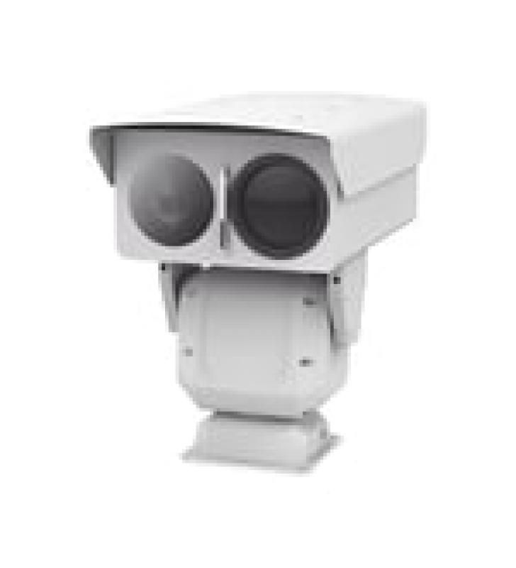PTZ IP PUNTA DE POSTE / LENTE TERMICO 45 - 180 MM (640 X 512) / LENTE OPTICO 62X ZOOM (2 MEGAPIXEL) / IP66 / 48 VCD