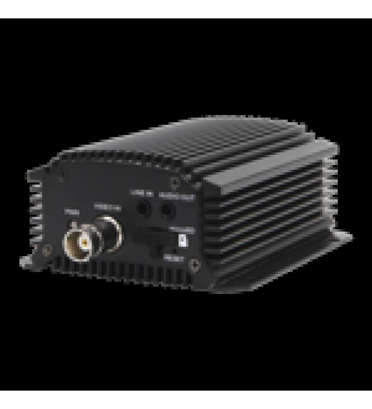 CODIFICADOR DE VIDEO (ENCODER) TURBOHD 5 MEGAPIXEL / H.265+ / RS-485 / TVI-AHD-CVI-CVBS / SOPORTA PTZ COAXITRON