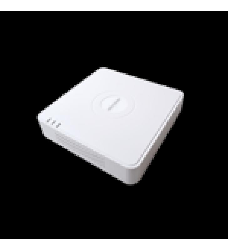 DVR 1080P LITE / 8 CANALES TURBOHD + 2 CANALES IP / 1 BAHIA DE DISCO DURO / H.265+ / 1 CANAL DE AUDIO / AUDIO POR COAXITRON / SALIDA DE VIDEO FULL HD