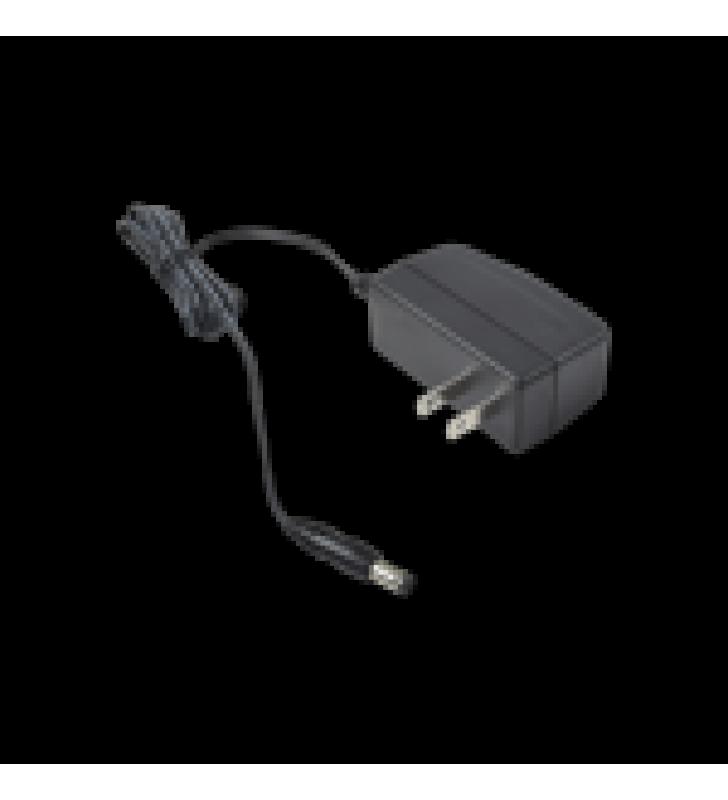 FUENTE DE PODER REGULADA 12 VCD / 1 AMP / CONECTOR 3.5 MM