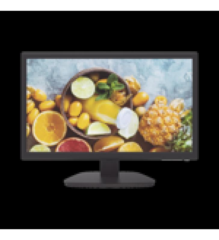 MONITOR LED FULL HD DE 21.5 / IDEAL PARA OFICINA Y HOGAR / USO 24-7 / ENTRADA HDMI-VGA / COMPATIBLE CON MONTAJE VESA