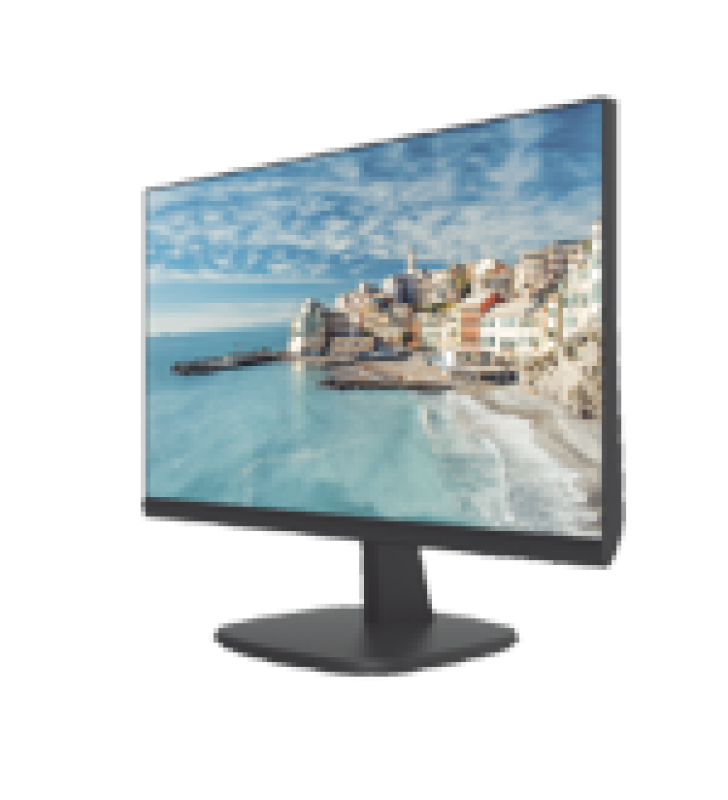 MONITOR LED FULL HD DE 23.8 / IDEAL PARA OFICINA Y HOGAR / ENTRADA HDMI-VGA / COMPATIBLE CON MONTAJE VESA