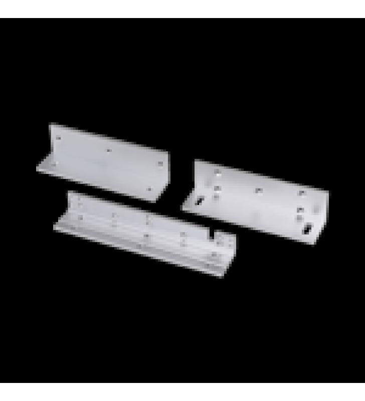 KIT DE MONTAJES Z Y L PARA CERRADURA MAGNETICA HIKVISION / COMPATIBLE CON DS-K4H258