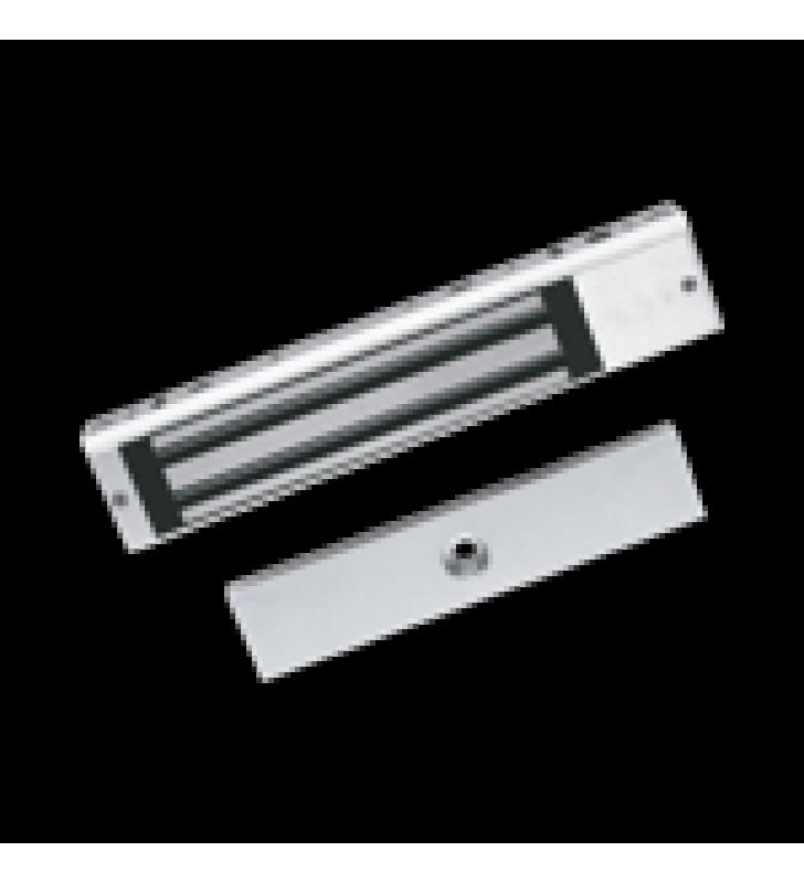 CHAPA MAGNETICA DE 600 LBS (280 KG) / SENSOR DE ESTADO DE LA PLACA / CERTIFICADO CE /  PARA USO EN INTERIOR / INDICADOR LED / MAGNETISMO ANTI-RESIDUAL