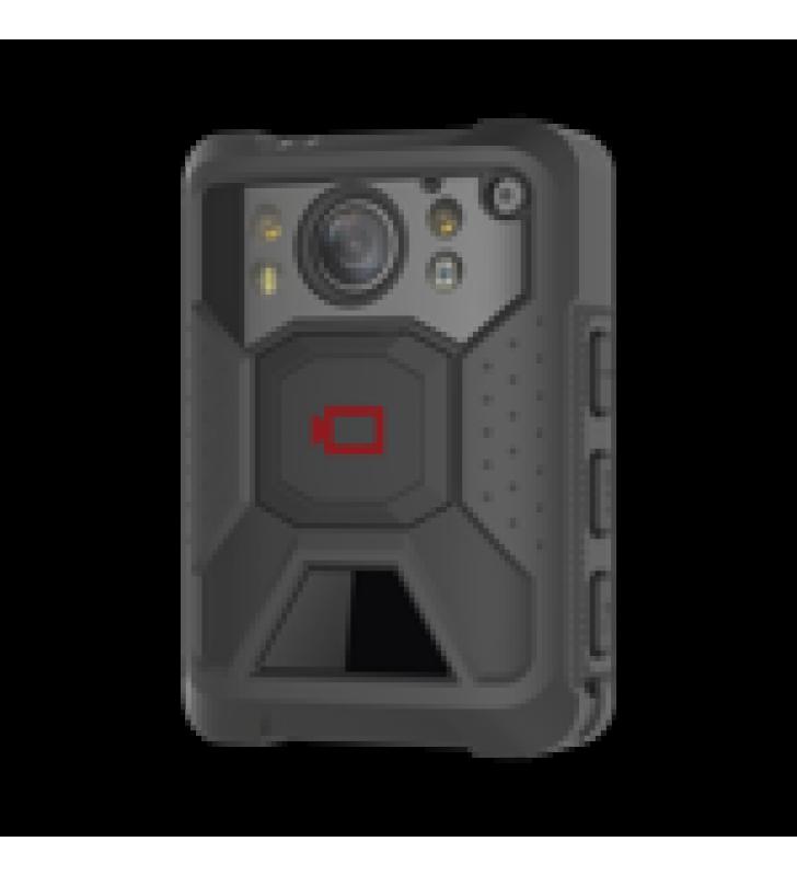 BODY CAMERA PORTATIL / GRABACION A 1080P / IP65 / H.265 / 32 GB / GPS / WIFI / FOTOGRAFIA DE HASTA 5 MEGAPIXEL
