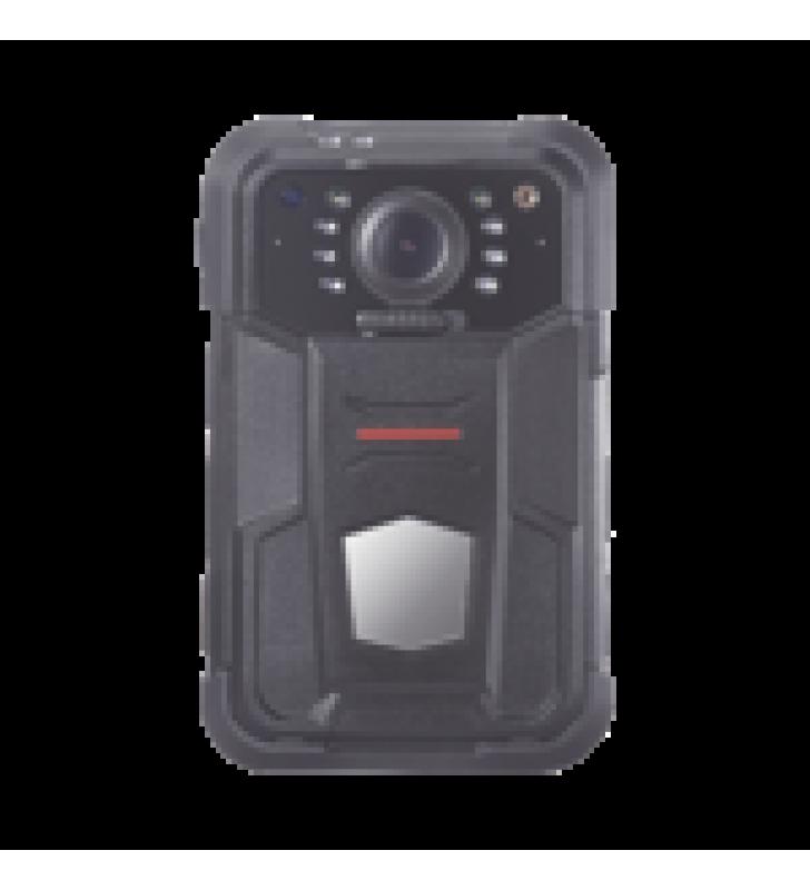 BODY CAMERA PORTATIL / GRABACION A 1080P / IP67 / H.265 / 128 GB / GPS / WIFI / 3G Y 4G / FOTOS DE 30 MEGAPIXEL