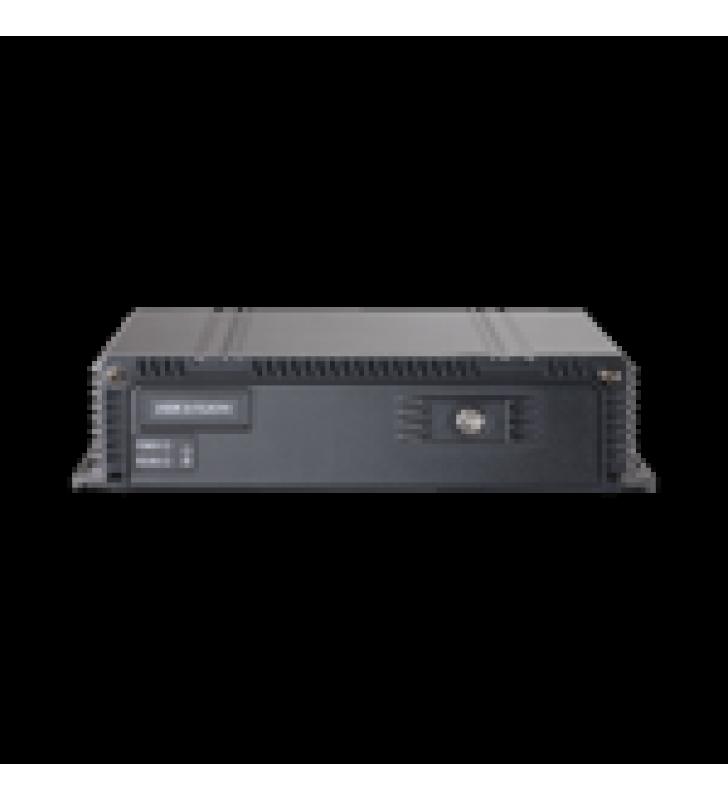 DVR MOVIL 1080P / 4 CANALES TURBO + 1 CANAL IP / SOPORTA 2 MEMORIA SD / GPS