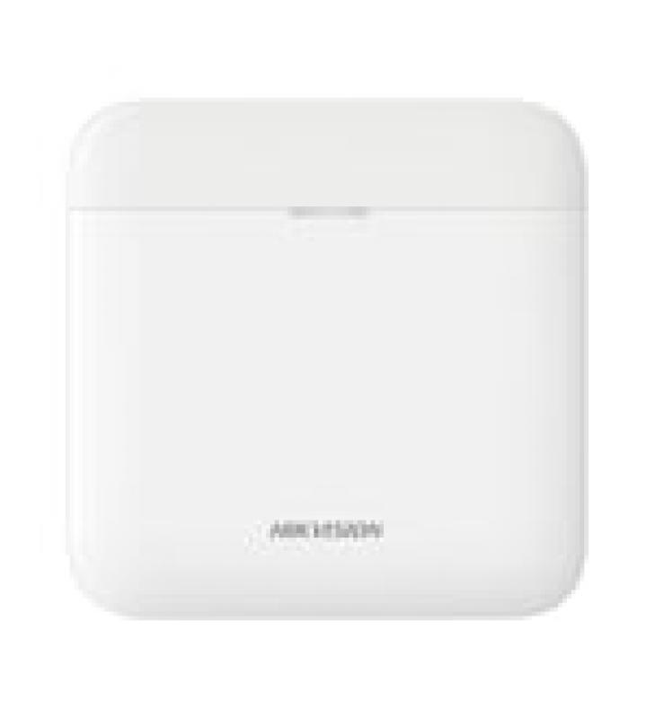 (AX PRO) PANEL DE ALARMA INALAMBRICO DE HIKVISION / SOPORTA 48 ZONAS/ GSM,IP Y WIFI, COMPATIBLE CON LOS ACCESORIOS AX PRO.