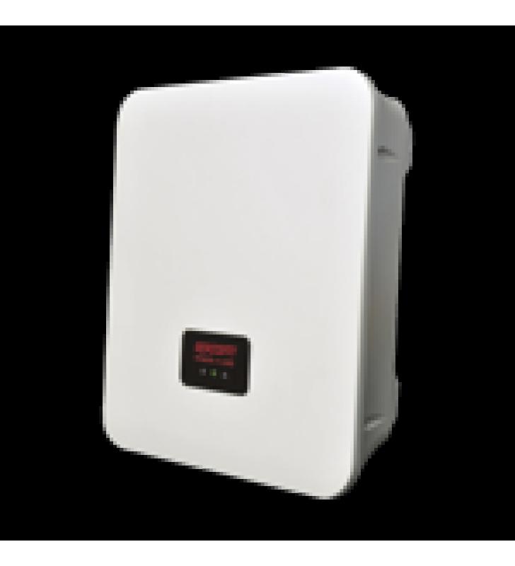 INVERSOR TIPO CADENA PARA INTERCONEXION A LA RED ELECTRICA DE CFE DE 5 KW CON SALIDA DE 220 VCA.