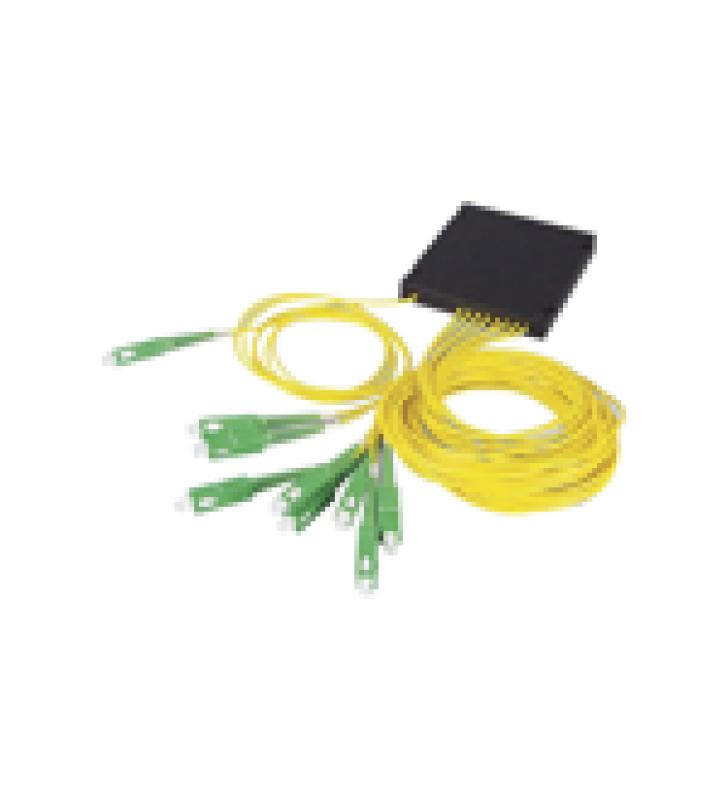 GPON/GEPON SPLITTER UPC (1 X 8 PLC SPLITTER, WAVELENGTH 1230 ~ 1650 NM)