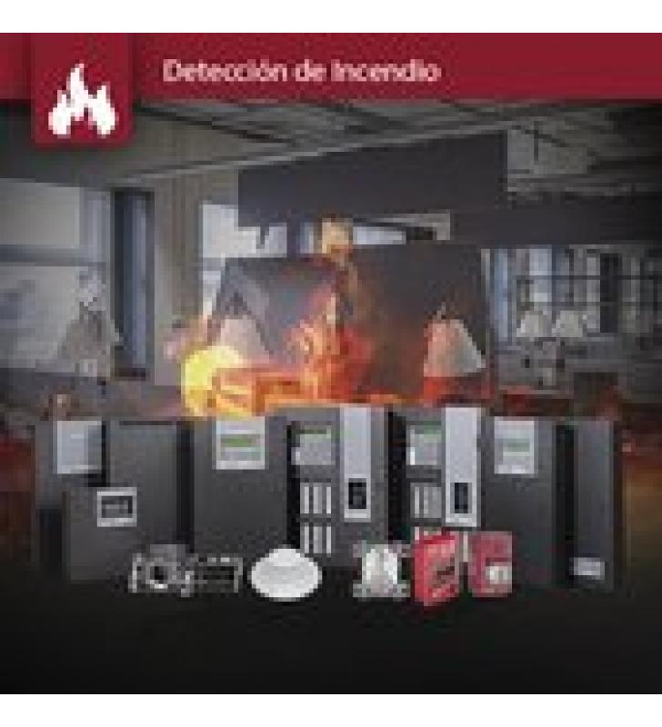 CURSO DE CERTIFICACION EN SISTEMAS DE DETECCION DE INCENDIO FARENHYT