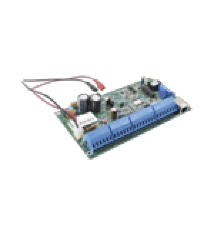 PANEL HIBRIDO 8 A 144 ZONAS, CONEXION IP EN TARJETA COMPATIBLE CON APP PIMALINK2.0 GRATIS!!