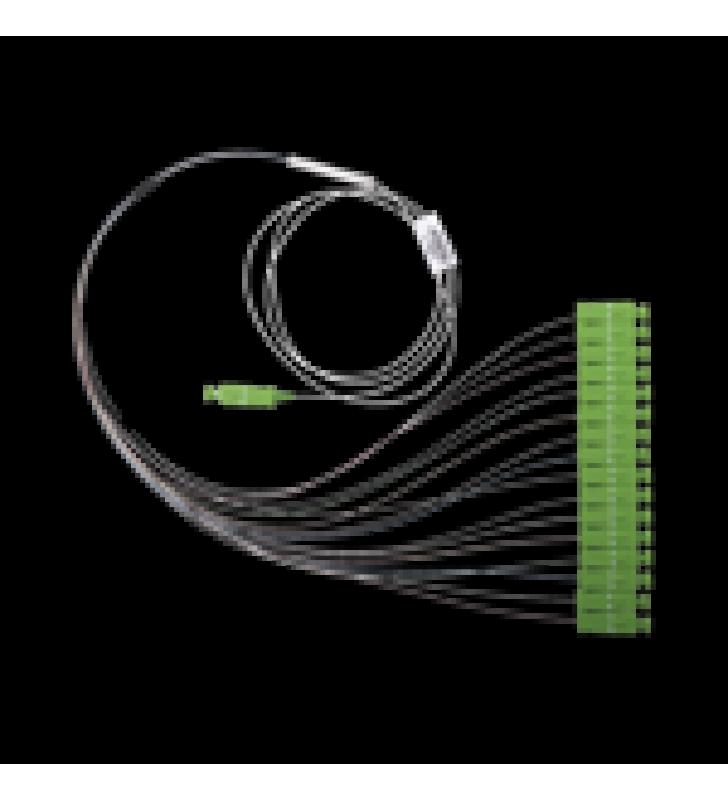DIVISOR OPTICO (SPLITTER) TIPO PLC, DE 1X16, CON CONECTOR DE ENTRADA SC/APC Y CONECTORES DE SALIDA SC/APC