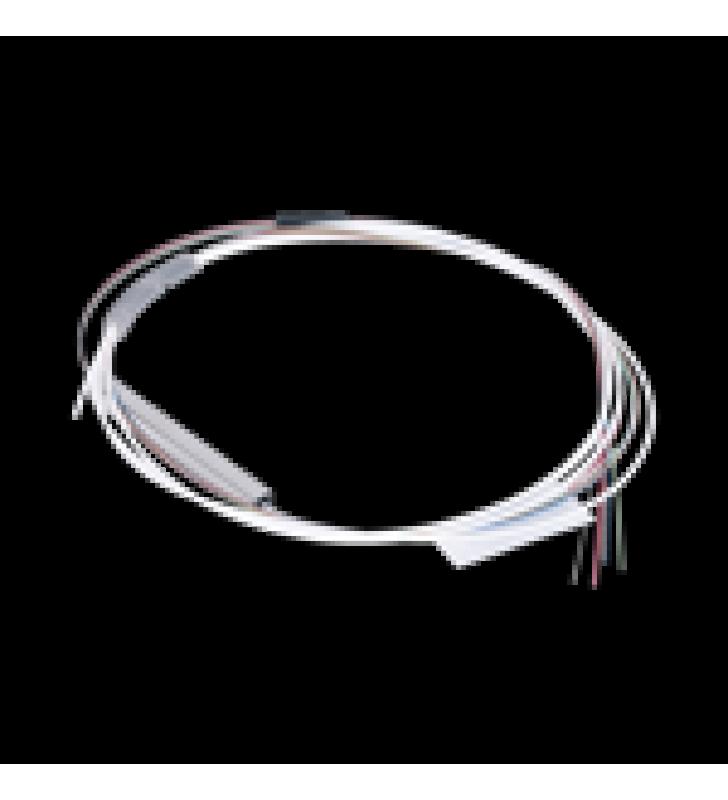 DIVISOR OPTICO (SPLITTER) TIPO PLC, DE 1X8, SIN CONECTORES