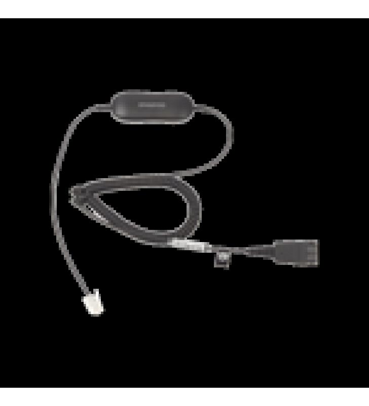 JABRA GN1200 CABLE ENROSCADO CON CONEXION QD Y RJ-9 (88011-99)