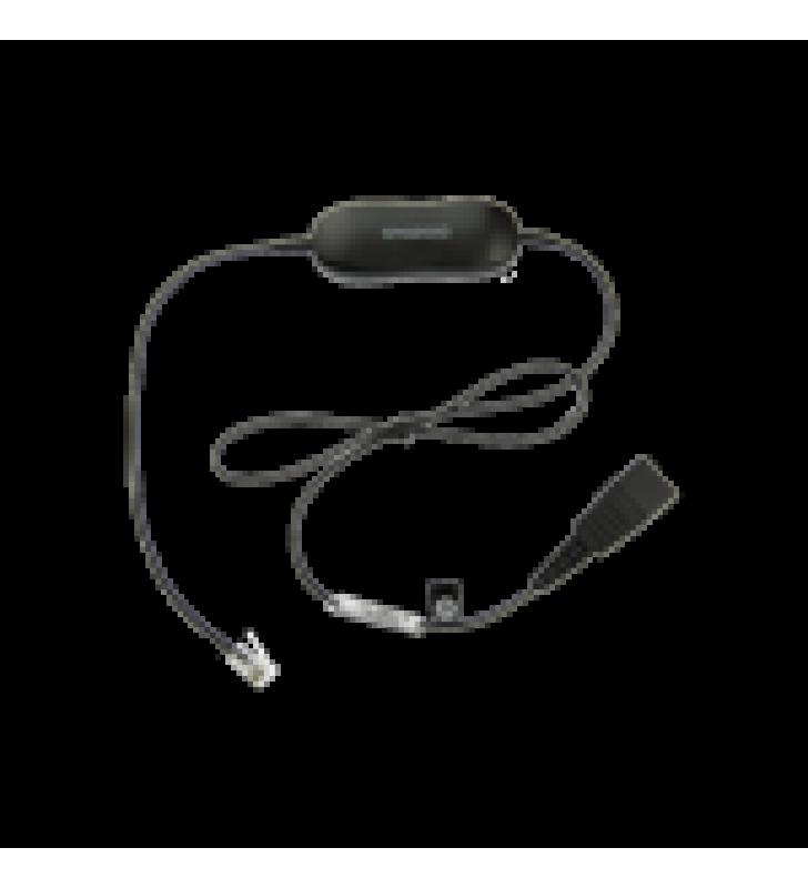 GN1216 CABLE PARA TELEFONOS AVAYA 96XX/16XX QD A RJ-9 (88001-03)