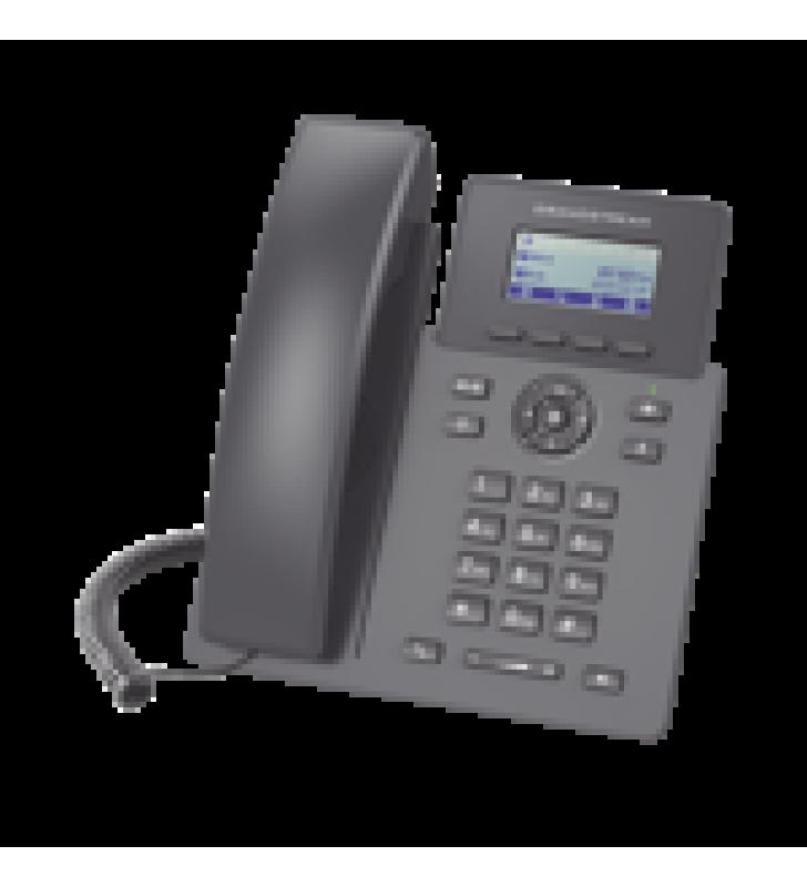 TELEFONO IP GRADO OPERADOR, 2 LINEAS SIP CON 2 CUENTAS, CODEC OPUS, IPV4/IPV6 CON GESTION EN LA NUBE GDMS