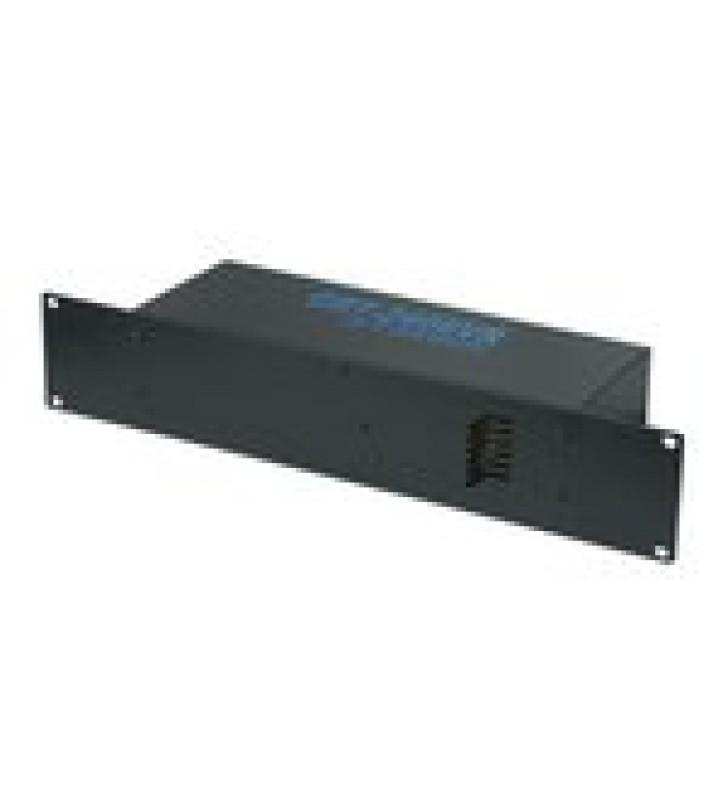FUENTE DE PODER PROFESIONAL CCTV DE 24 VCA @8A, 16 CAMARAS, VOLT. DE ENTRADA: 115, 127, 132 VCA (SELECCIONABLE).