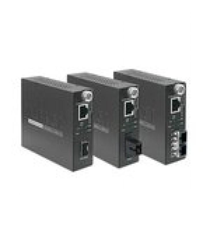 CONVERTIDOR DE MEDIOS 10/100/1000BASE-T A 1000BASE-SX (SC) 220M/550M