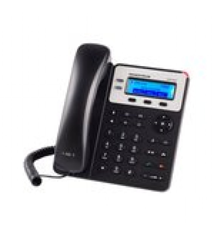 TELEFONO IP SMB DE 2 LINEAS CON 3 TECLAS DE FUNCION PROGRAMABLES Y CONFERENCIA DE 3 VIAS, 5 VCD