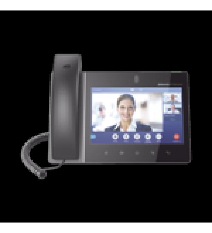 VIDEO TELEFONO IP  EMPRESARIAL ANDROID CON PANTALLA TACTIL (1280X800) HASTA 16 LINEAS Y 16 CUENTAS SIP