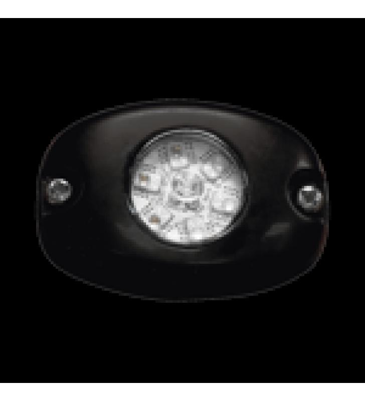LAMPARA OCULTA DE LED SERIE HB6PAK COLOR DUAL AZUL Y BLANCO
