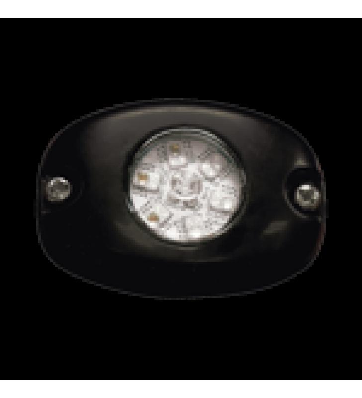 LAMPARA OCULTA DE LED SERIE HB6PAK COLOR ROJO