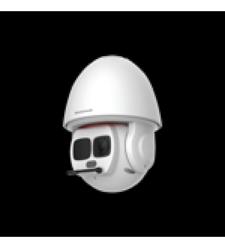 DOMO IP PTZ 2 MEGAPIXEL / H.264 / 30X ZOOM / WDR REAL / DIA-NOCHE / IP67 / IK10 / IR 150 MTS / WIPER