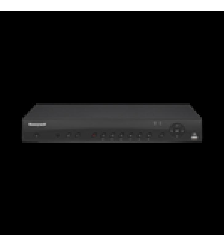 NVR HONEYWELL PERFORMANCE 4K / 8 CANALES / 2TB / 8 PUERTOS POE / H.265/ HDMI / VGA