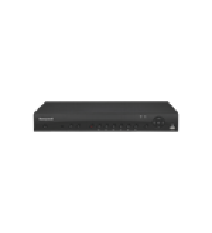 NVR HONEYWELL PERFORMANCE / 16 CANALES / 16 PUERTOS POE / H.265 / 4K / 4TB