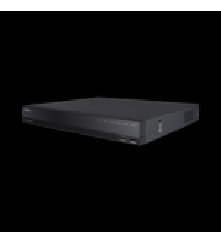 DVR 18 CANALES (16 ANALOGICOS + 2 IP) HASTA 8 MEGAPIXEL / SOPORTA 4 TECNOLOGIAS (AHD, TVI, CVI, CVBS)  / HASTA 2HDDS / ENTRADAS Y SALIDAS DE AUDIO Y ALARMA