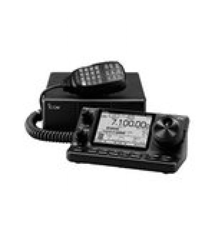 RADIO MOVIL MULTIMODO TRIBANDA HF/VHF/UHF, PANTALLA TOUCH SCREEN, LISTO PARA OPERAR EN D-STAR. INCLUYE MICROFONO, CABLE DE SEPARACION  Y CABLE DE ALIMENTACION