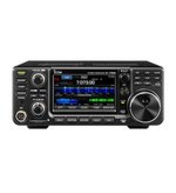 RADIO BASE HF EN BANDA DE 50MHZ, 100W, EN MODOS DE OPERACION SSB, CW, RTTY, AM, FM